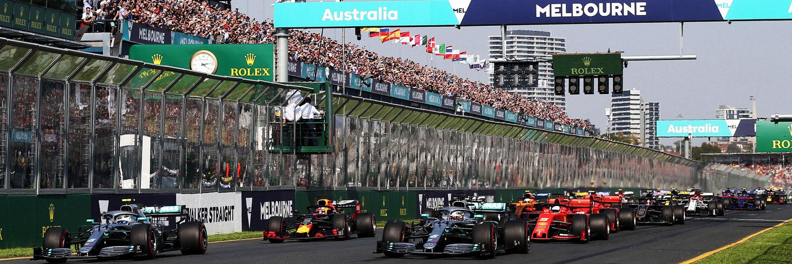 Australian Grand Prix with Grand Prix