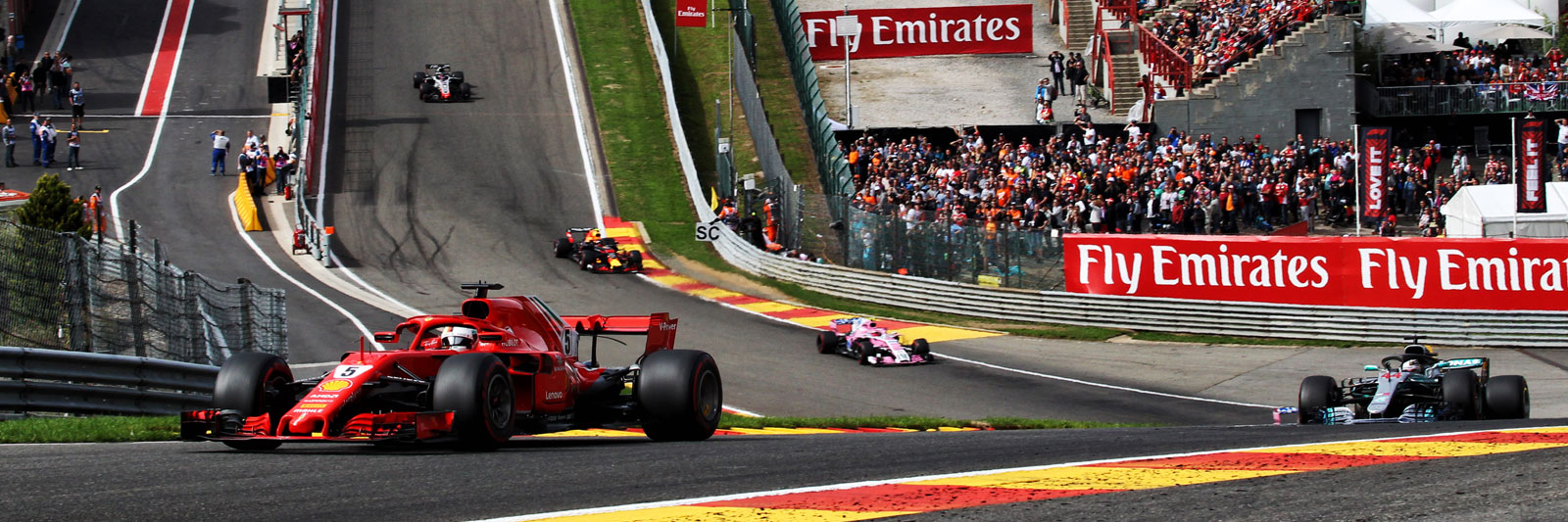 Belgian Grand Prix with Grand Prix Tours