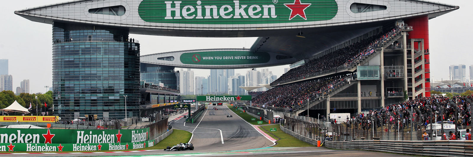 Chinese Grand Prix with Grand Prix Tours