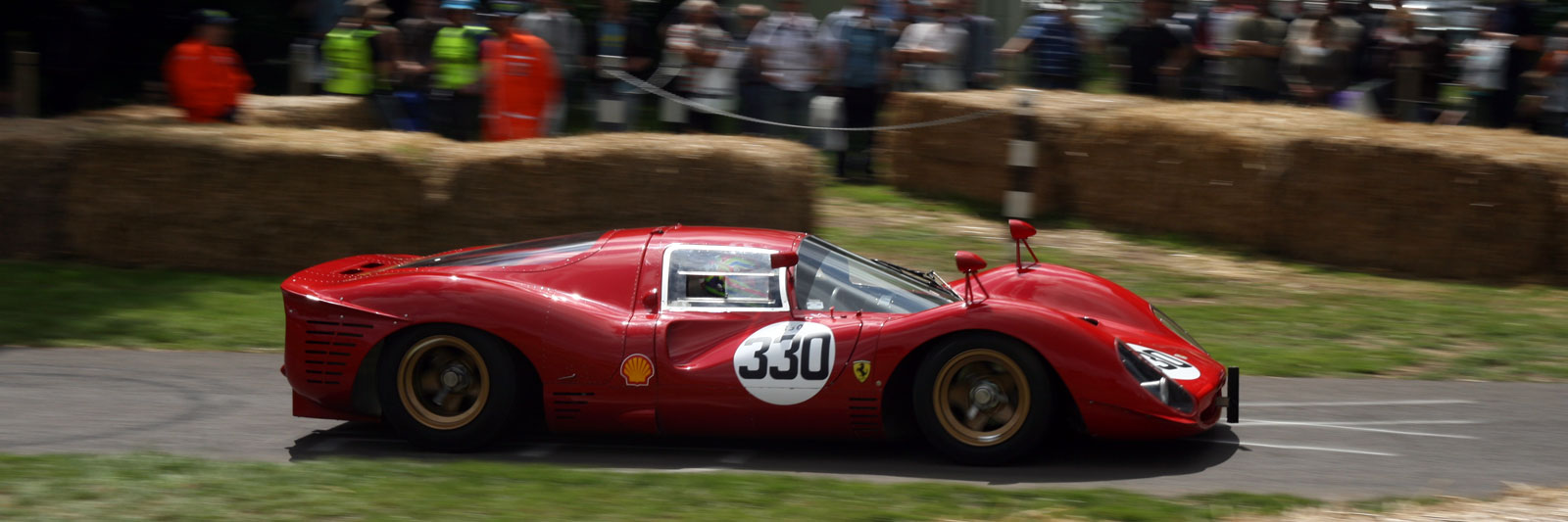Goodwood Festival of Speed with Grand Prix Tours
