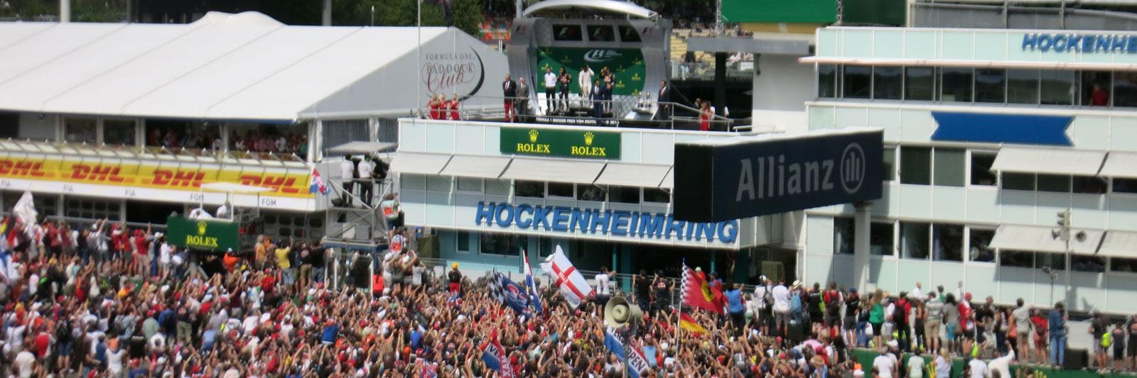 German Grand Prix with Grand Prix Tours