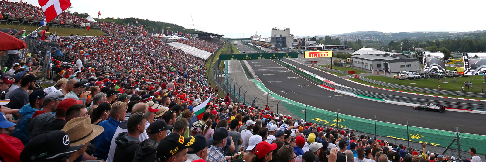 Hungarian Grand Prix with Grand Prix Tours