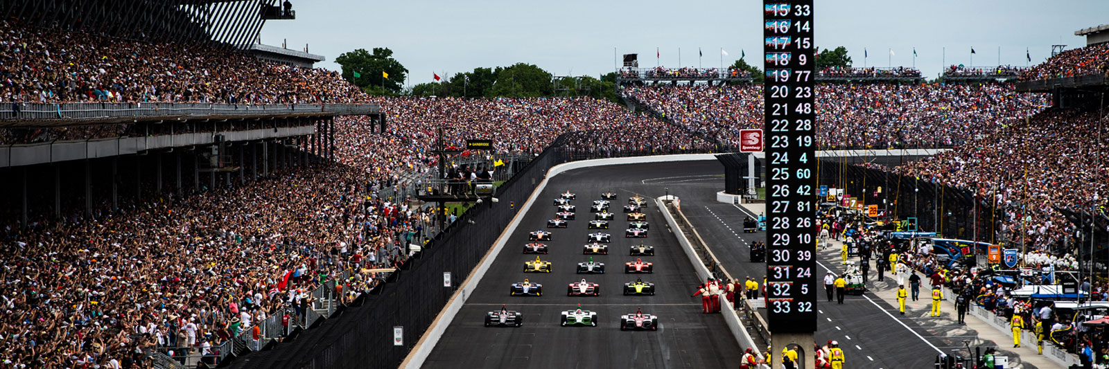 2020 Indy 500 Entry List.Indianapolis 500 2020 Complete Travel Packages