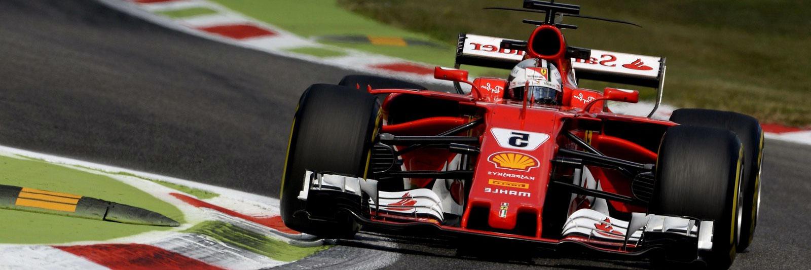 Italian Grand Prix with Grand Prix Tours