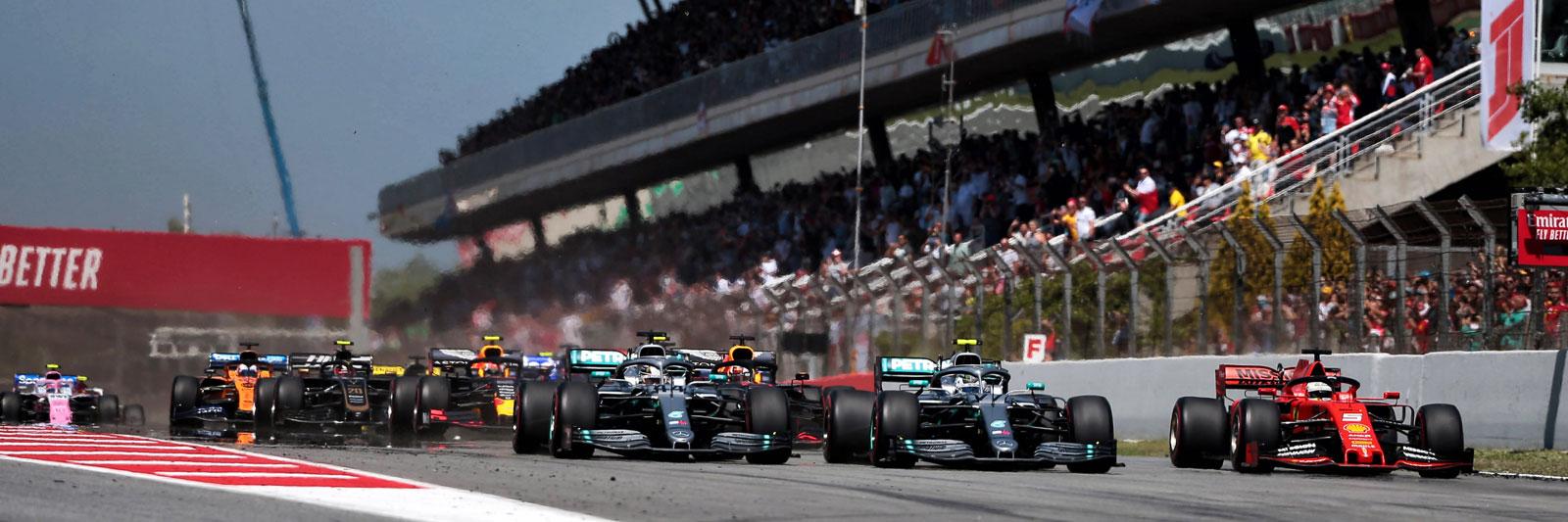 Spanish Grand Prix with Grand Prix Tours