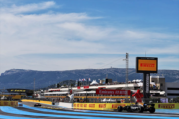 French Grand Prix with Grand Prix Tours