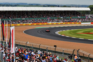 British Grand Prix with Grand Prix Tours
