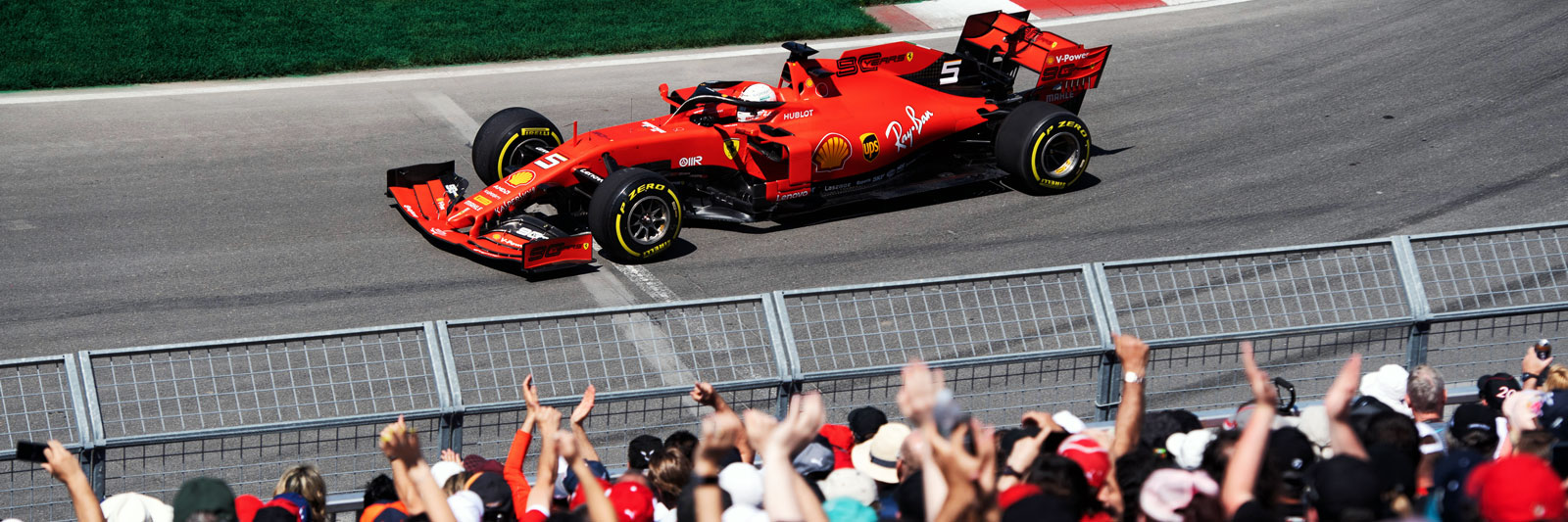 Ferrari F1 Club Tickets from Grand Prix Tours