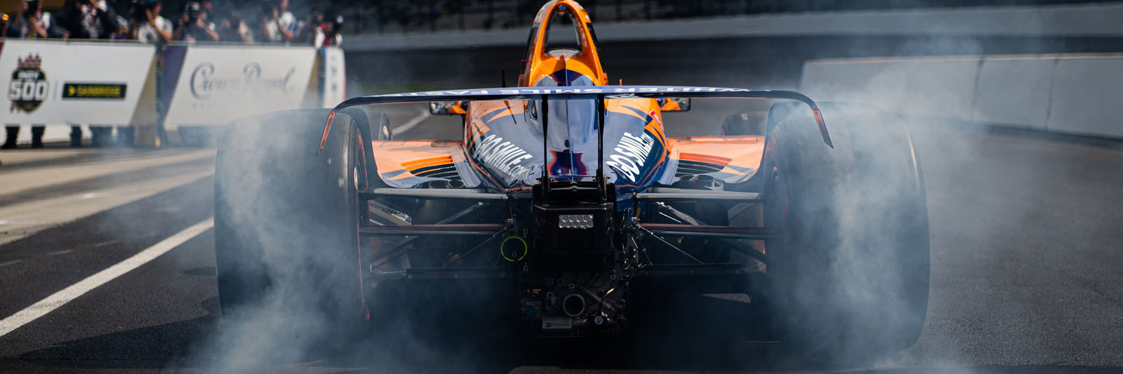 Indy 500 with Grand Prix Tours