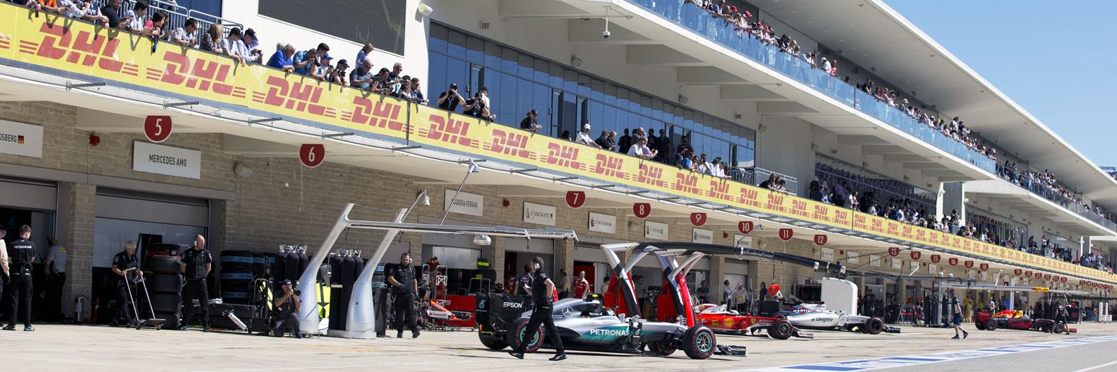 F1 Paddock Club Tickets from Grand Prix Tours