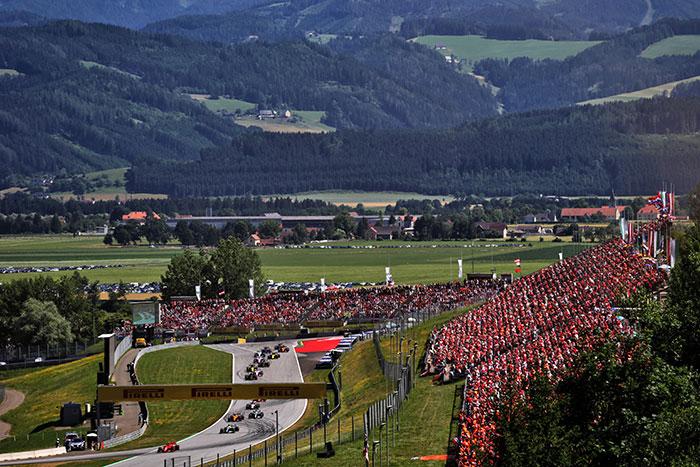 Austrian Grand Prix with Grand Prix Tours
