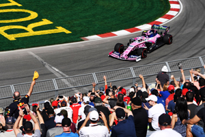 The Canadian Grand Prix with Grand Prix