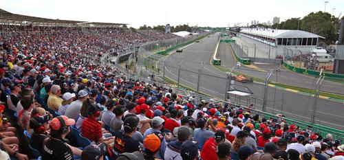 Australian Grand Prix with Grand Prix Tours