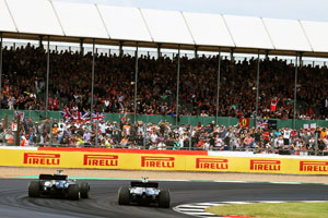 The British Grand Prix with Grand Prix Tours