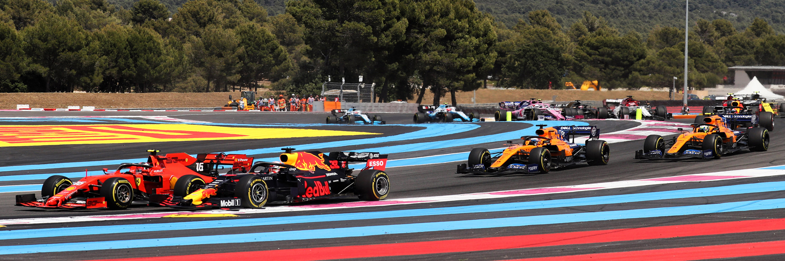French Grand Prix with Grand Prix Tours.