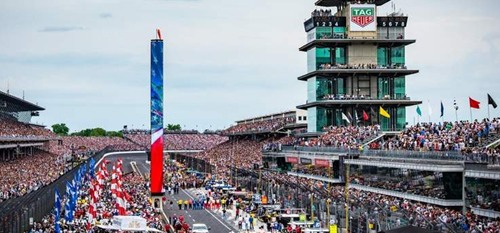 The Indy 500 with Grand Prix Tours.