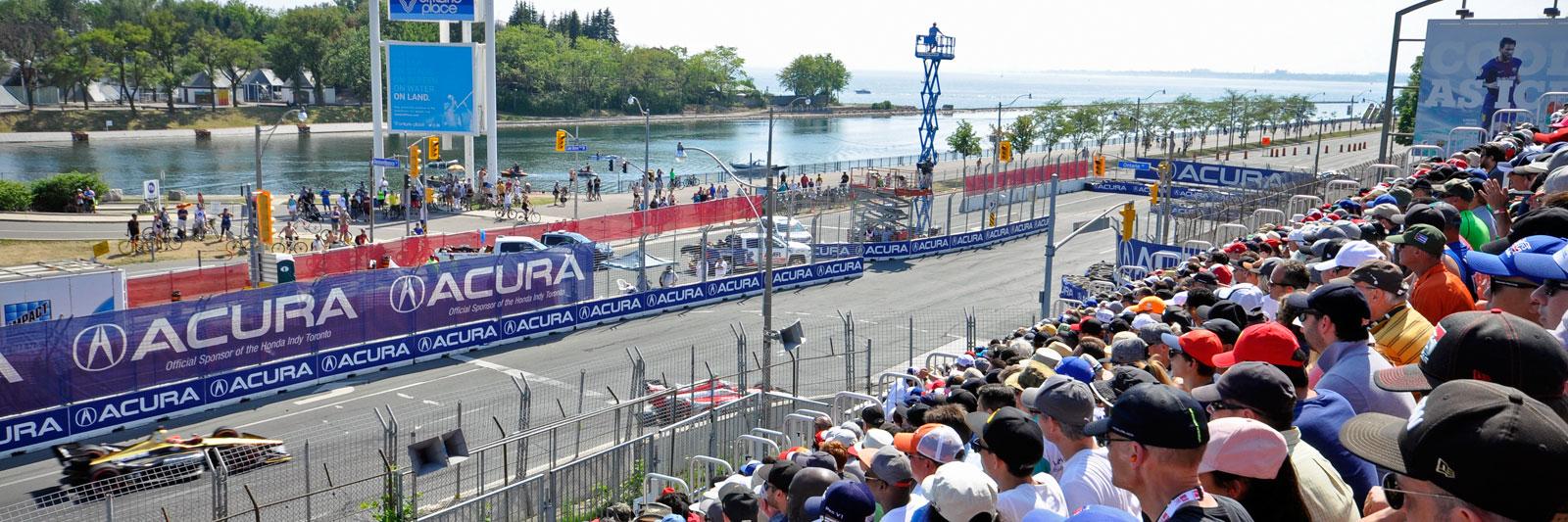 IndyCar Toronto with Grand Prix Tours.
