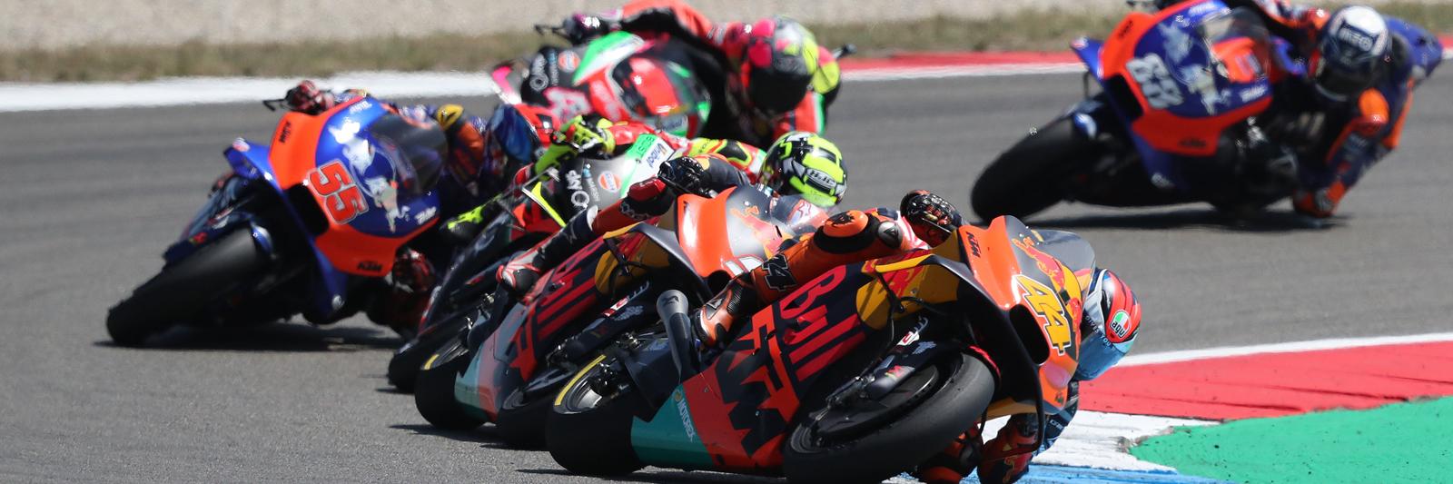 Misano MotoGP with Grand Prix Tours.