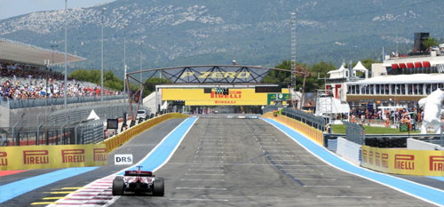 The French Grand Prix with Grand Prix Tours.