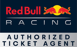 Red Bull Racing Authorized Ticket Agent